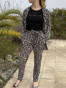 Pantalon fluide Kumquat femme