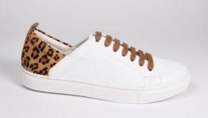Tennis sneakers blanc